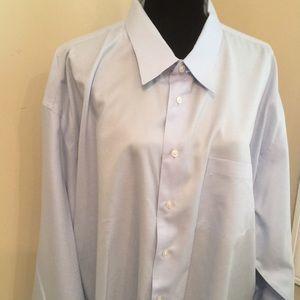 🎈Pronto Uomo Pale Blue Dress Shirt 20 34/35